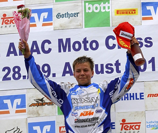 ADAC MX Junior Cup 2010 – #5 Gaildorf