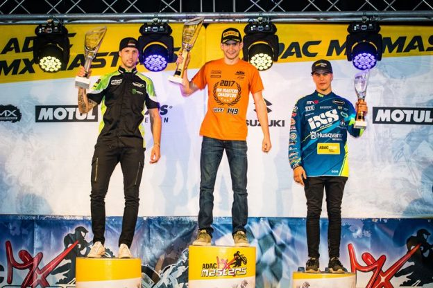 ADAC MX Masters Bronze Titel in Holzgerlingen